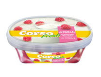 Fresh Yogurt &  RASPBERRY